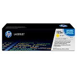 HP Yellow Toner 125A [CB542A] - Toner Printer Hp